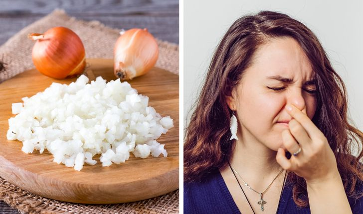 What are the ways to get rid of onion breath?