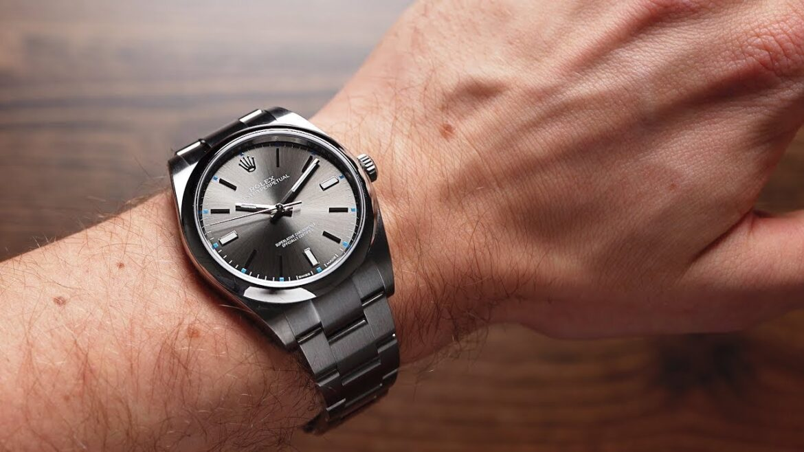 Rolex Oyster Perpetual Watches You Can Give to the Woman of Your Life