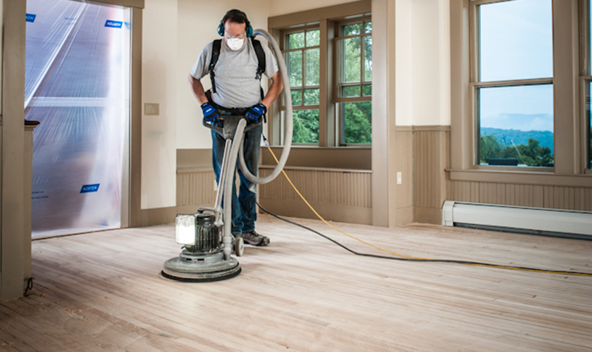 Wood Floor Sanding: All We Need to Know
